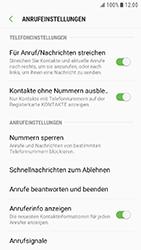 Samsung G390F Galaxy Xcover 4 - Anrufe - Anrufe blockieren - Schritt 6