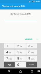 Sony Xperia Z5 Compact - Sécuriser votre mobile - Activer le code de verrouillage - Étape 9