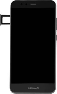 Huawei P10 Lite - SIM-Karte - Einlegen - 2 / 2