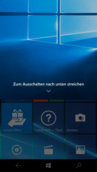 Microsoft Lumia 650 - MMS - Manuelle Konfiguration - 0 / 0