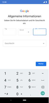 Nokia 6.1 Plus - Android Pie - Apps - Konto anlegen und einrichten - Schritt 9