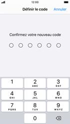 Apple iPhone SE - iOS 13 - Sécurité - activéz le code PIN de l'appareil - Étape 7