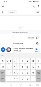 Huawei Y7 (2019) - MMS - envoi d'images - Étape 11