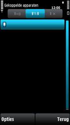 Nokia X6-00 - bluetooth - headset, carkit verbinding - stap 11