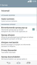 LG G3 (D855) - voicemail - handmatig instellen - stap 5
