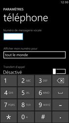 Samsung I8750 Ativ S - Messagerie vocale - Configuration manuelle - Étape 7