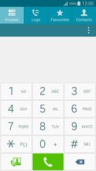Samsung A500FU Galaxy A5 - Voicemail - Manual configuration - Step 4