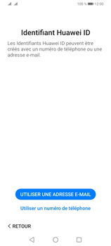 Huawei Y6P - Applications - Créer un compte - Étape 13