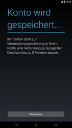 Sony Xperia Z Ultra LTE - Apps - Konto anlegen und einrichten - Schritt 20