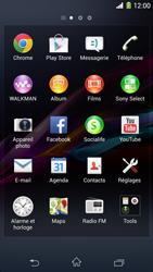 Sony Xperia Z1 - WiFi - Configuration du WiFi - Étape 3