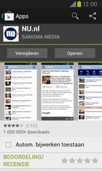 Samsung I9105P Galaxy S II Plus - apps - app store gebruiken - stap 9