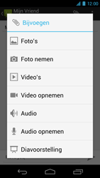 Samsung I9250 Galaxy Nexus - MMS - Afbeeldingen verzenden - Stap 7