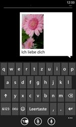 Nokia Lumia 925 - MMS - Erstellen und senden - Schritt 14