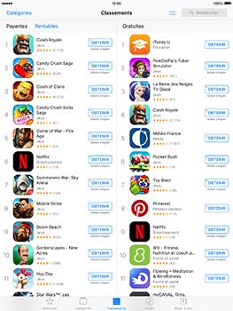 Apple iPad mini 4 iOS 10 - Applications - Télécharger des applications - Étape 7