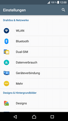 Sony Xperia XA1 - Netzwerk - Netzwerkeinstellungen ändern - Schritt 4