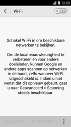 Huawei Ascend Y550 - WiFi - Handmatig instellen - Stap 5