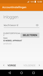 Acer Liquid Z320 - E-mail - e-mail instellen (outlook) - Stap 7