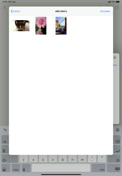 Apple iPad Pro 11 inch 2nd generation (2020) (Model A2230) - E-mail - Hoe te versturen - Stap 12