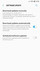 Samsung Galaxy J5 (2017) - Device - Software update - Step 6