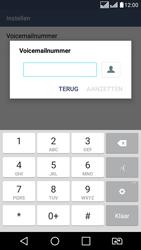 LG K8 - Voicemail - Handmatig instellen - Stap 10