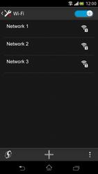Sony Xperia V - WiFi - WiFi configuration - Step 6