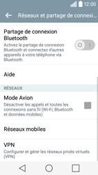 LG H320 Leon 3G - Internet - configuration manuelle - Étape 6