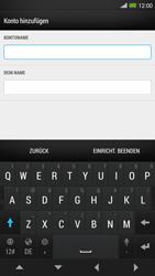 HTC One Max - E-Mail - Manuelle Konfiguration - Schritt 17