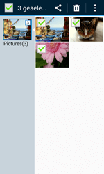 Samsung Galaxy Xcover 3 (SM-G388F) - Contacten en data - Foto