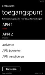 Nokia Lumia 720 - internet - handmatig instellen - stap 16