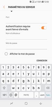 Samsung Galaxy A8 - E-mails - Ajouter ou modifier un compte e-mail - Étape 16