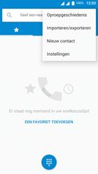 Wiko Lenny 3 - Voicemail - Handmatig instellen - Stap 5