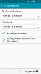 Samsung I9195i Galaxy S4 mini VE - E-mail - Handmatig instellen - Stap 16