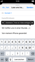 Apple iPhone SE - E-Mail - E-Mail versenden - 10 / 16