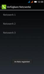 Alcatel One Touch Pop C3 - Netzwerk - Manuelle Netzwerkwahl - Schritt 13