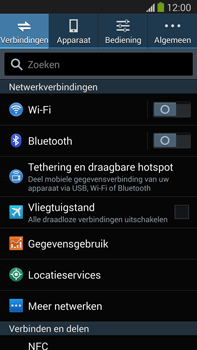 Samsung N9005 Galaxy Note III LTE - Instellingen aanpassen - Fabrieksinstellingen terugzetten - Stap 4