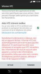 HTC Desire 610 - Premiers pas - Créer un compte - Étape 34
