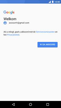 Nokia 6 (2018) - E-mail - Handmatig instellen (gmail) - Stap 10