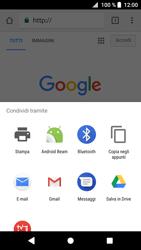 Sony Xperia XZ1 - Internet e roaming dati - Uso di Internet - Fase 22