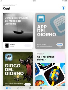 Apple iPad mini 2 iOS 11 - Applicazioni - Come verificare la disponibilità di aggiornamenti per l