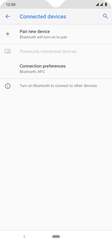 Nokia 6.2 - Bluetooth - Connecting devices - Step 5