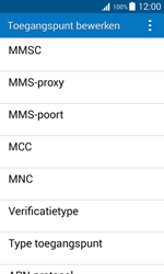 Samsung J100H Galaxy J1 - Internet - Handmatig instellen - Stap 11