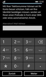 Nokia Lumia 635 - Apps - Konto anlegen und einrichten - 0 / 0