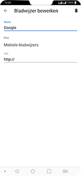 LG v40-thinq-lm-v405ebw - Internet - Hoe te internetten - Stap 10