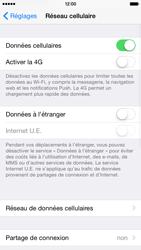 Apple iPhone 6 - Réseau - Activer 4G/LTE - Étape 4