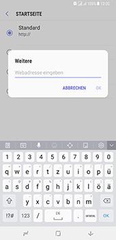 Samsung Galaxy A8 Plus (2018) - Internet - Apn-Einstellungen - 29 / 41