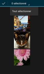Bouygues Telecom Bs 402 - Photos, vidéos, musique - Envoyer une photo via Bluetooth - Étape 8