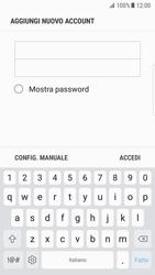 Samsung Galaxy S7 Edge - Android N - E-mail - configurazione manuale - Fase 7