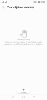 Huawei P20 Lite Dual-SIM (Model ANE-LX1) - Beveiliging en ouderlijk toezicht - Nummer blokkeren - Stap 7