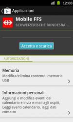 Samsung Galaxy S Advance - Applicazioni - Installazione delle applicazioni - Fase 22
