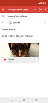 Wiko View 2 - E-mail - envoyer un e-mail - Étape 14